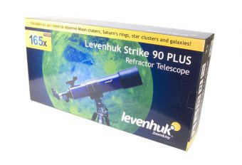 Телескоп Levenhuk Strike 90 PLUS